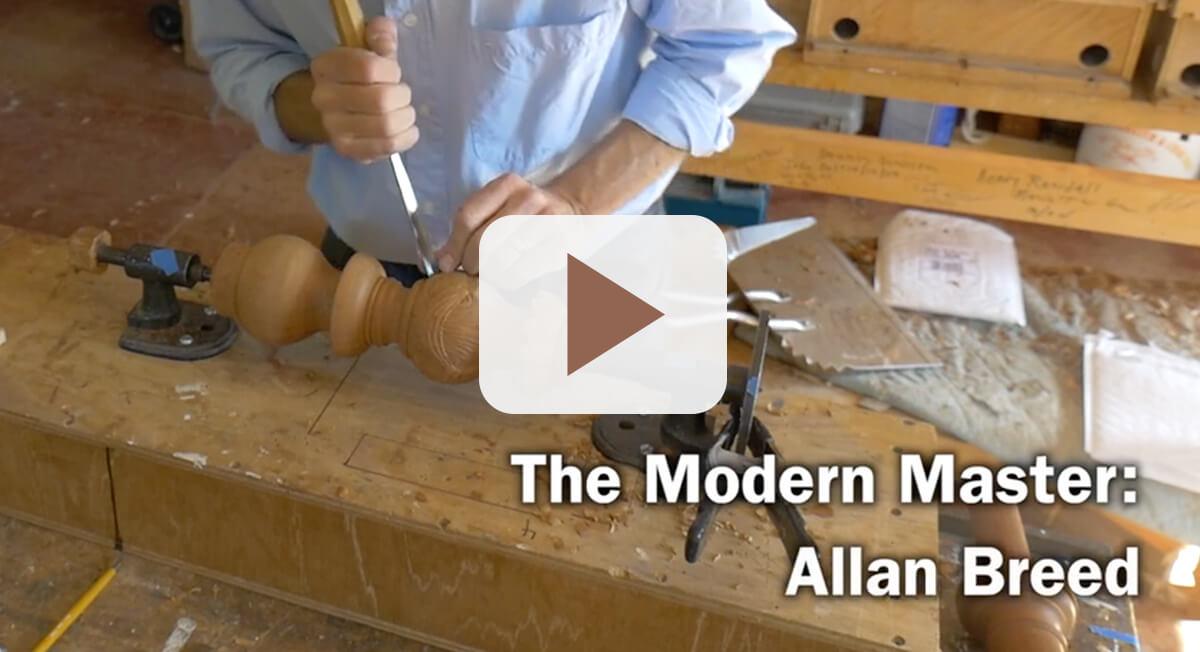 Allan Breed: The Modern Master Video