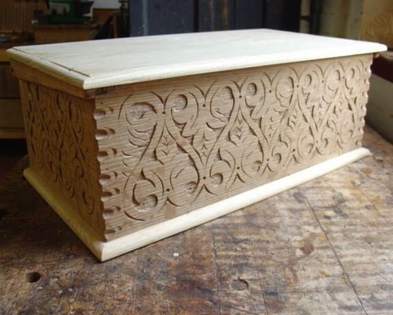 17th Century Box