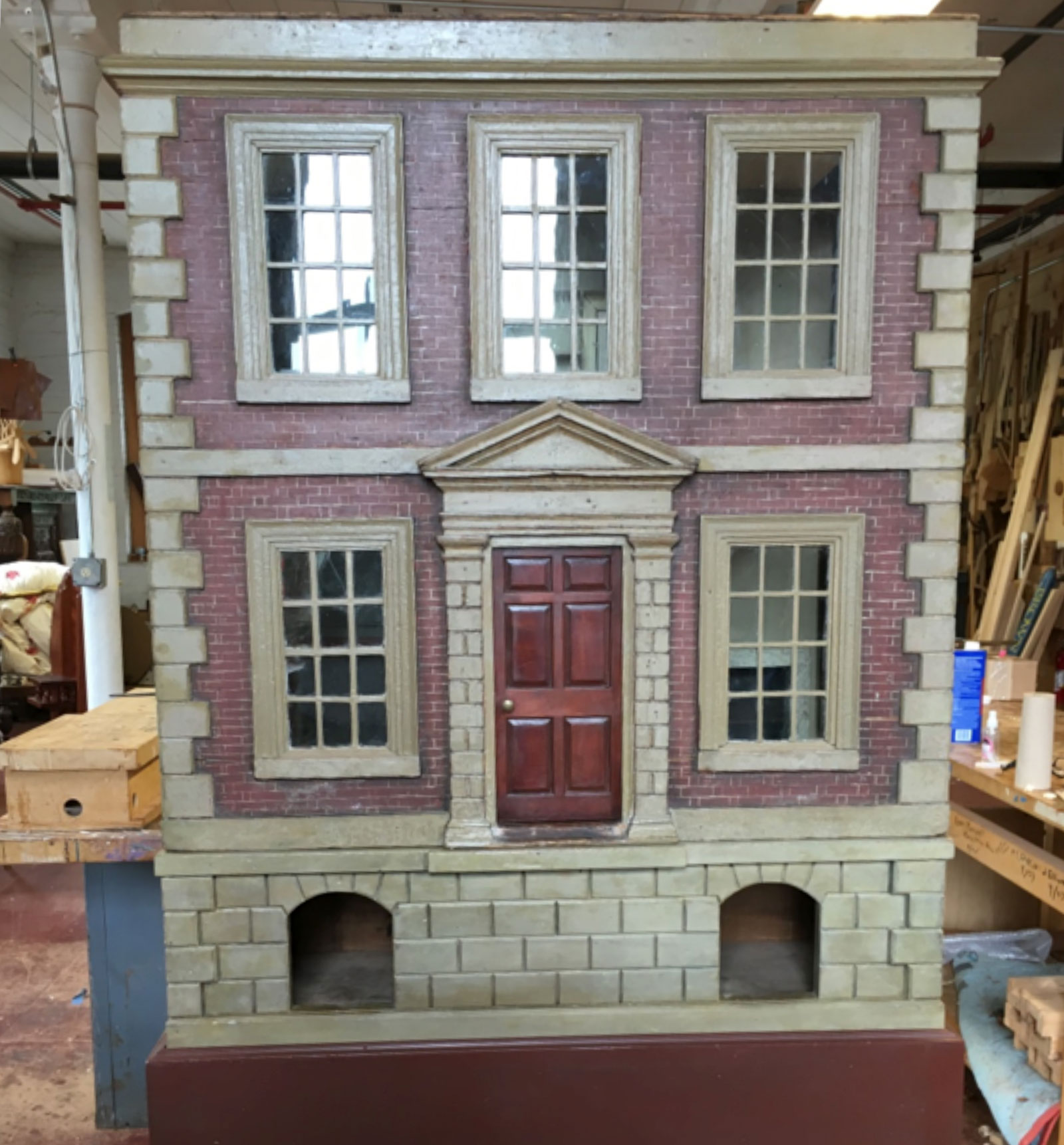 18th Century English Dollhouse