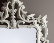 Rococo Mirror Ruffle