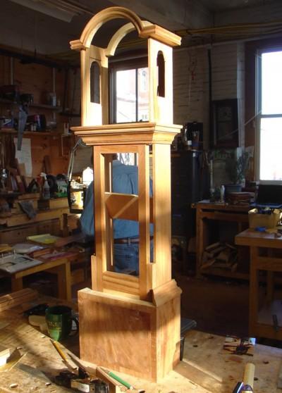 Dwarf Clock Case