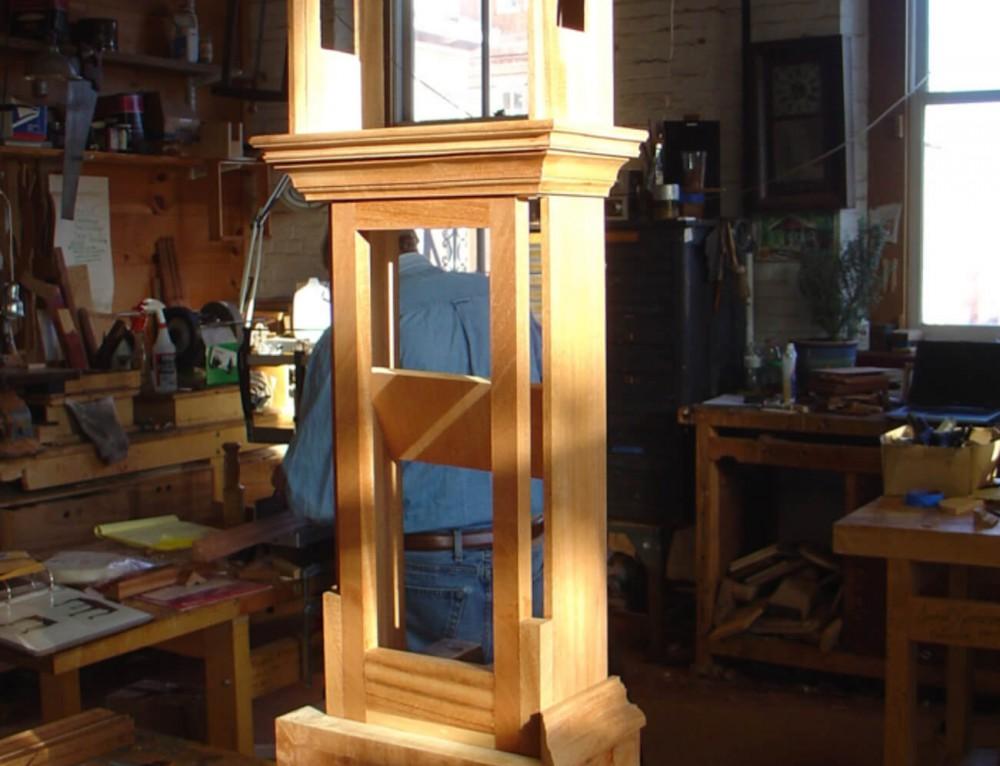 A Short Tall Clock