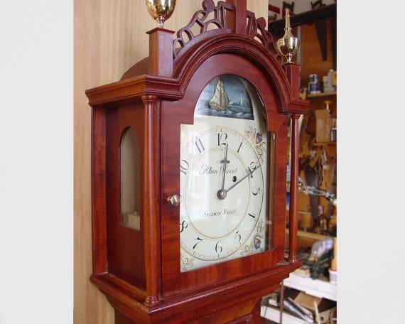 Mass Dwarf Clock Face