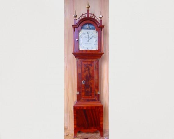 Mass Dwarf Clock