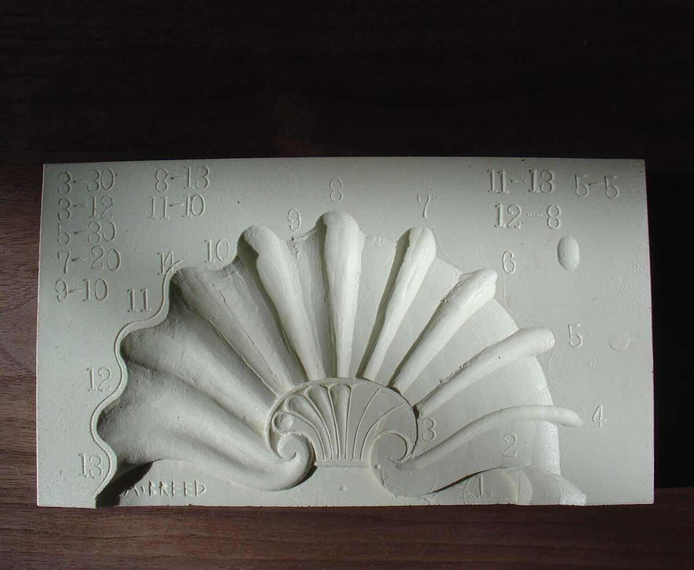 Newport Concave Shell Casting