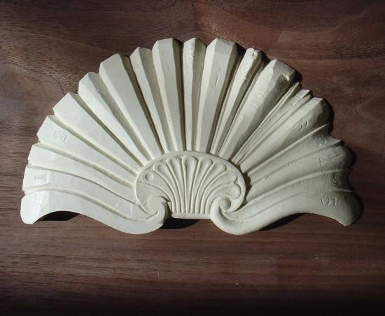 Newport Convex Shell Casting