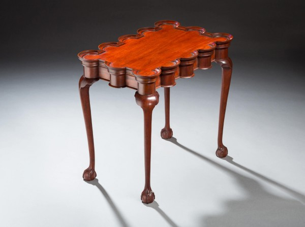 Turret Tea Table