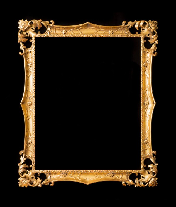 Welch Type Gilded Frame