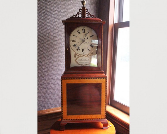 Willard Type Shelf Clock