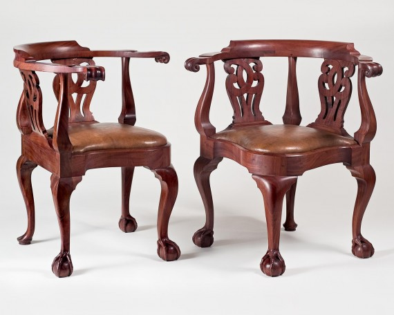 Newport Goddard Corner Chair