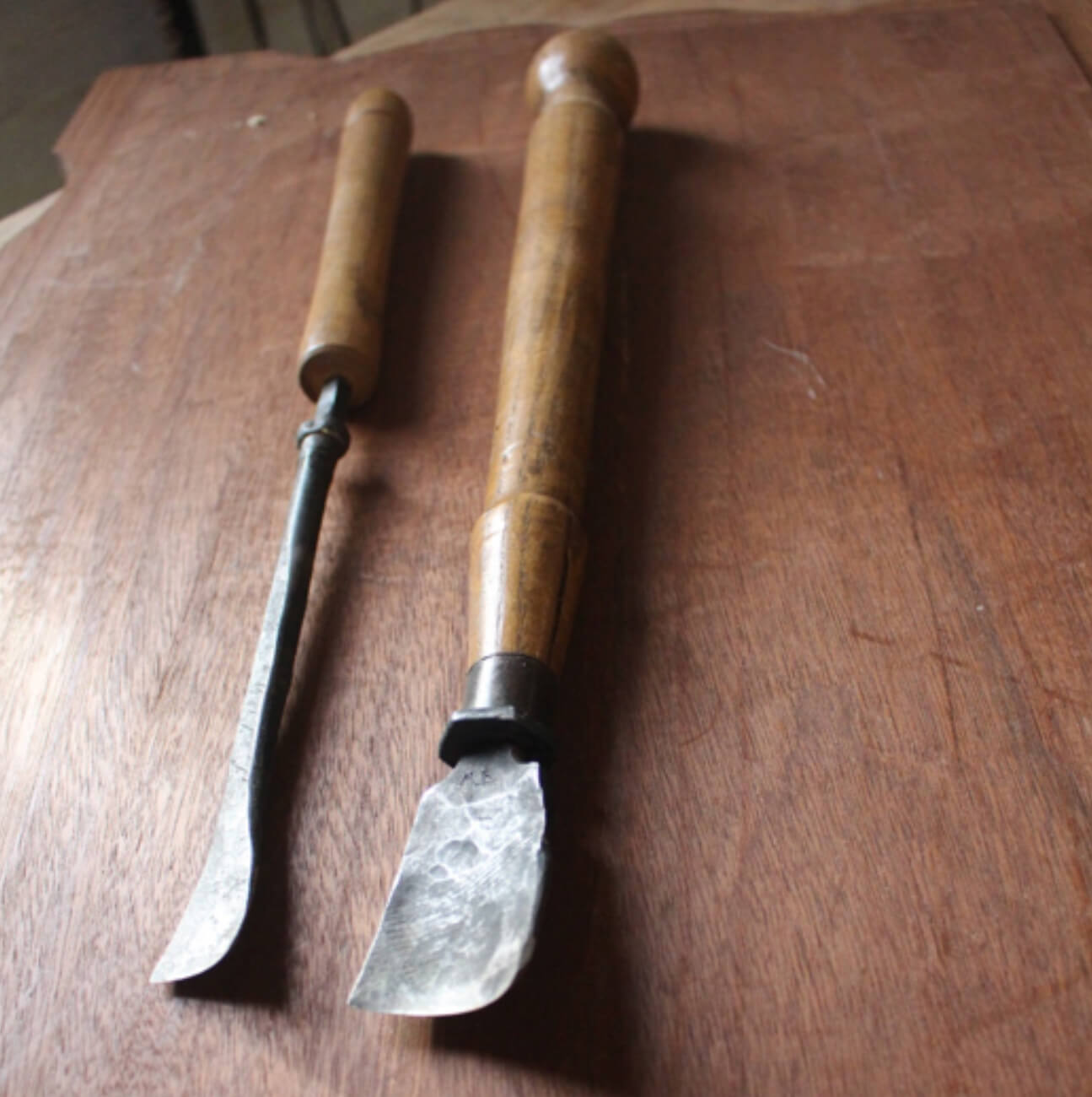 Hand Forged Turning Tools